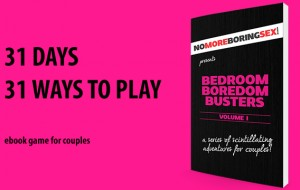 Bust Bedroom Boredom with New Ebook