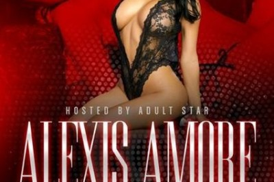 Alexis Amore at Scores in Houston April 20-22