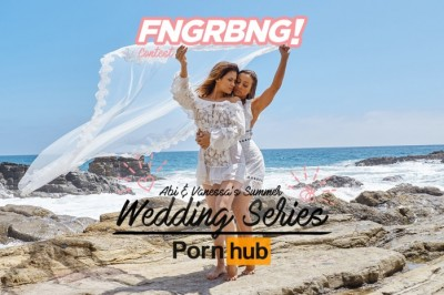 Abigail Mac & Vanessa Veracruz Announce Pornhub Wedding Series Contest Winners
