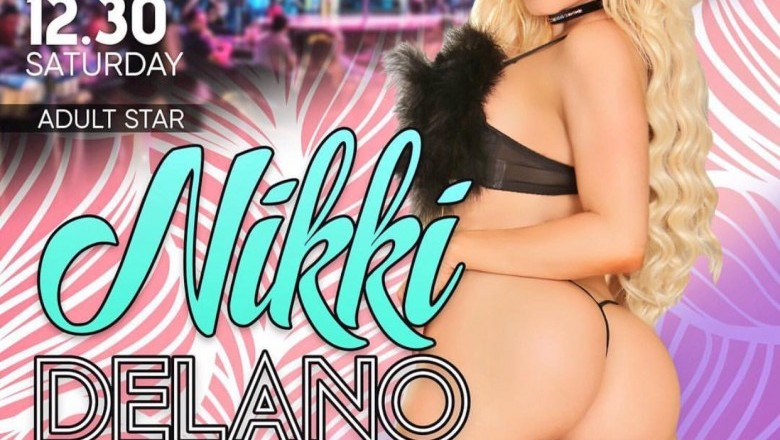 Nikki Delano Closes Out 2017 Headlining at Sapphire Las Vegas