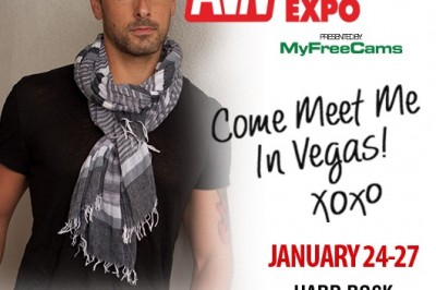 Ryan Driller Set to Sign at AVN Booth During AEE