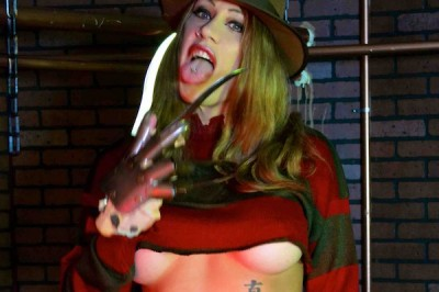 Kimber Haven Releases Three XXX Parodies to Excite & Scare Her Fans
