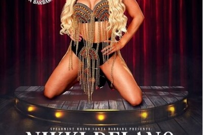 Nikki Delano Headlining at Spearmint Rhino in Santa Barbara, CA This Weekend