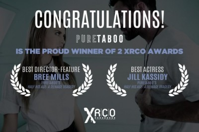 Bree Mills, Pure Taboo Win Two XRCO Awards for Industry Achievement