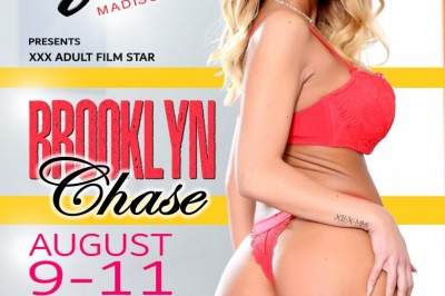 Brooklyn Chase Headlining at Silk Exotic in Madison, WI for 3 Amazing Nights