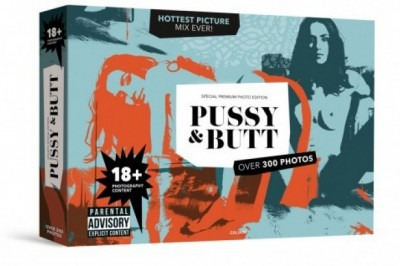 Goliath Books Introduces  PUSSY & BUTT
