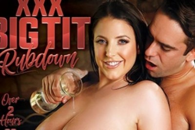 Porn Trailer: 'XXX Big Tit Rubdown' featuring Angela White