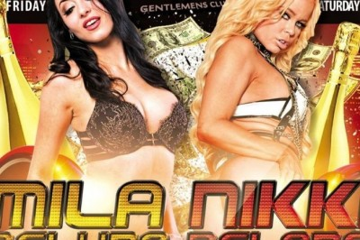 Nikki Delano Featuring at HeartBreakers & ShowPalace in Wisconsin