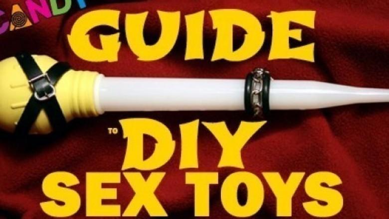 Home made sex toys
